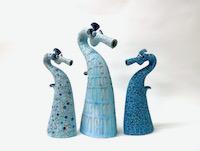 Photo of Three seahorses